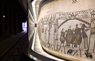Visit the Bayeux Tapestry museum